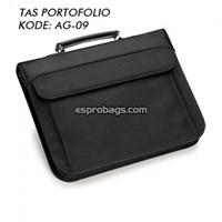TAS PORTOFOLIO ESPRO KODE : AG-09
