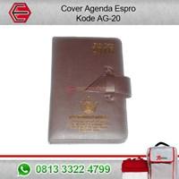 TAS AGENDA ESPRO COVER AGENDA KODE : AG-20