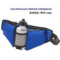 TAS PINGGANG WADAH BOTOL MINUM KODE WT-139
