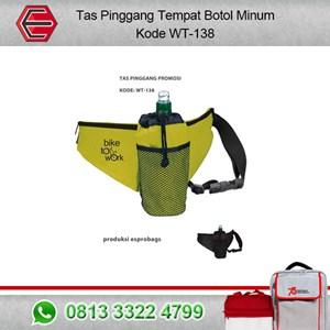 TAS PINGGANG ESPRO WADAH BOTOL MINUM WT-138