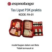 TAS MEDIS LIPAT PRAKTIS ESPRO KODE FA-01 BETA