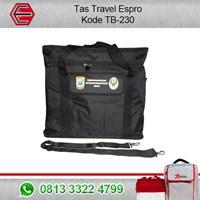 TAS TRAVEL ESPRO KODE TB-230