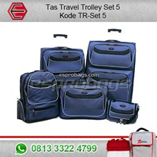 TAS TRAVEL TROLLEY ESPRO SET 5 TR-SET 5
