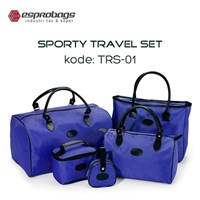Jual TAS TRAVEL PROMOSI ESPRO SET SPORTY TRS-1
