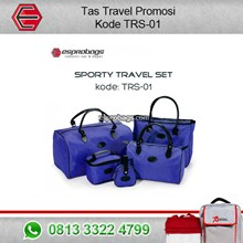 TAS TRAVEL PROMOSI ESPRO SET SPORTY TRS-1