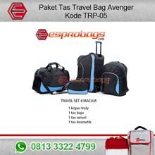 PAKET TAS TRAVEL BAG AVENGER ESPRO TRP-05