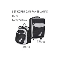 PAKET KOPER DAN RANSEL ANAK ESPRO TR-30 SET2