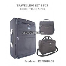 TAS TROLLY KOPER TRAVEL ESPRO TR-30 SET3