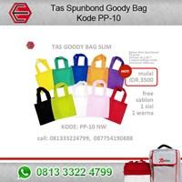 TAS SPUNBOND ESPRO GOODY BAG PROMOSI MURAH