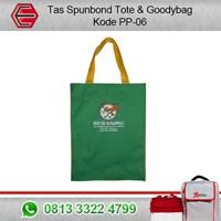 TAS SPUNBOND TOTE & GOODY PP-06