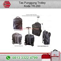 Jual TAS PUNGGUNG TAS TROLLY LAPTOP TR-200