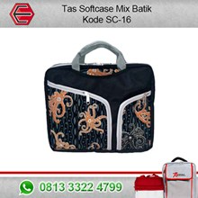 TAS BATIK SOFCASE FOR NETBOOK & TABLET PC SC-16