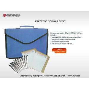 Paket Seminar Kit Berlogo