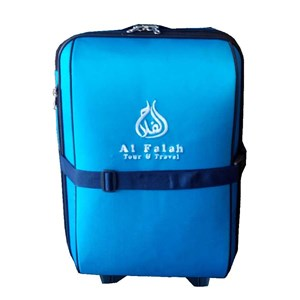 Tas Trolly Travel Haji Dan Umroh TR-04