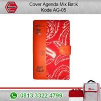 Cover Agenda Mix Batik Espro AG-05
