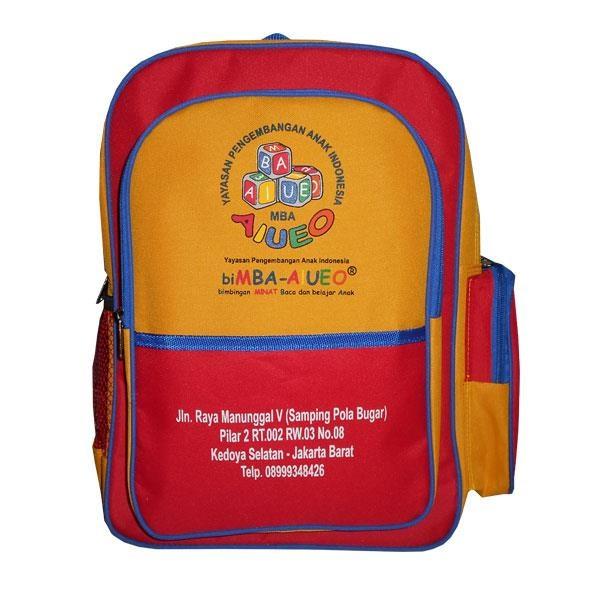 Tas Ransel Anak Sekolah Kode : BC-10