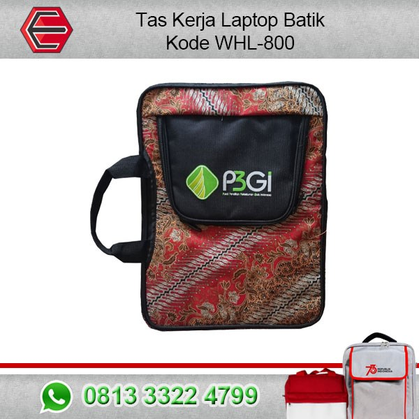 Tas Laptop Batik Espro
