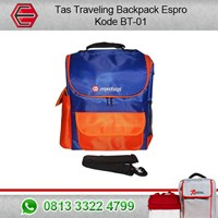 Tas Traveling Backpack Espro BT-01