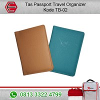 Tas Passport Travel Organizer Kode TB-02