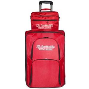 Paket Tas Koper Umroh Haji 22 inc dan Tas Paspor Mewah
