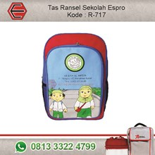 Tas  Ransel Sekolah Espro Kode R-717
