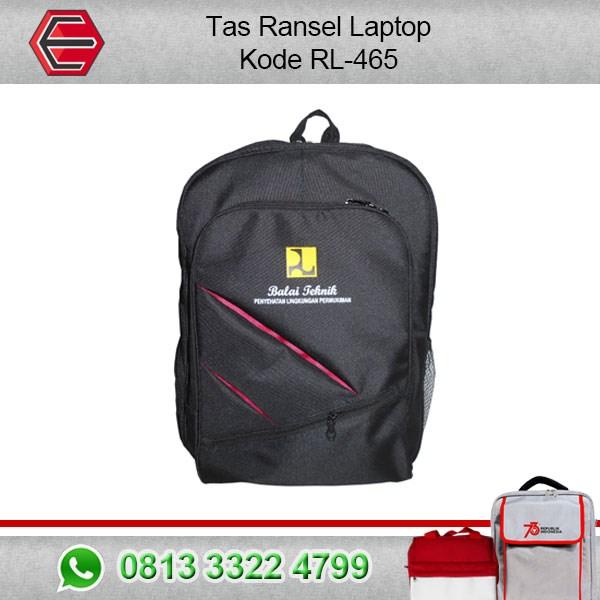 Tas Ransel Laptop Kode RL-465