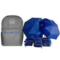 Paket Promosi Tas + Payung