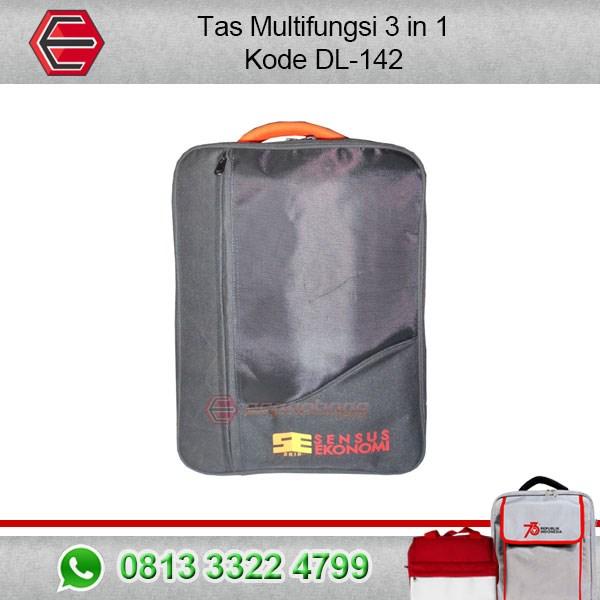 Tas Multifungsi 3in1 Tas Ransel Kerja Kode DL-142 Espro