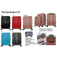 Polo Team Tas Koper Hardcase Kabin Size 20inc 717 Koper Branded