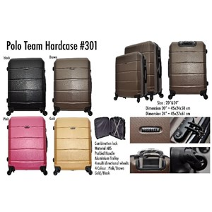 Polo Team Tas Koper Hardcase Size 24inc 301 Koper Branded