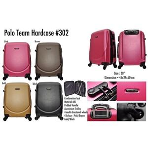 Polo Team Tas Koper Hardcase Kabin Size 20inc 302 Koper Branded