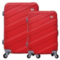 Polo Team Tas Koper Hardcase Kabin 006 Set Size 18&22inc Koper Branded Murah 5