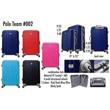 Polo Team Tas Koper Hardcase Kabin Size 19inc 002 Koper Branded