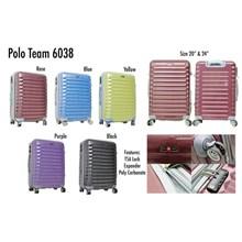Polo Team Tas Koper Hardcase 6038 Size 20inc Koper Branded