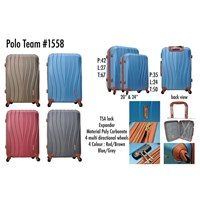 Polo Team Tas Koper Hardcase 1558 Size 20inc Koper Branded 1