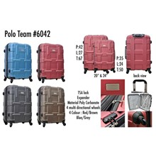 Polo Team Tas Koper Hardcase 6042 Size 20inc Koper Branded