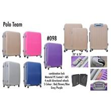 Polo Team Tas Koper Hardcase 098 Size 24inc Koper Branded