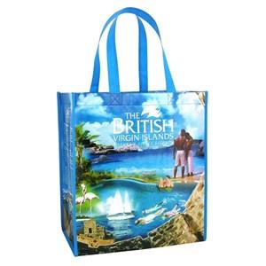 Tas Souvenir Goodie Bag Spunbond Full Printing