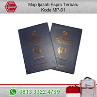 Map Ijazah Map Raport Espro Terbaru Kode MP-01