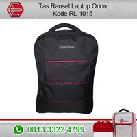 Tas Laptop Backpack Ransel Laptop Kode RL-1015