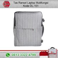 Tas Ransel Laptop Multifungsi Baru Kode DL-151 1
