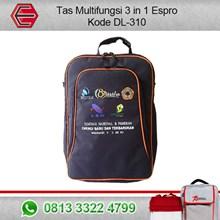 Multifunctional Laptop Backpack 3 in 1 Code DL-310