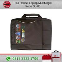 Jual Tas Ransel Laptop Multifungsi Keren Kode DL-88 1