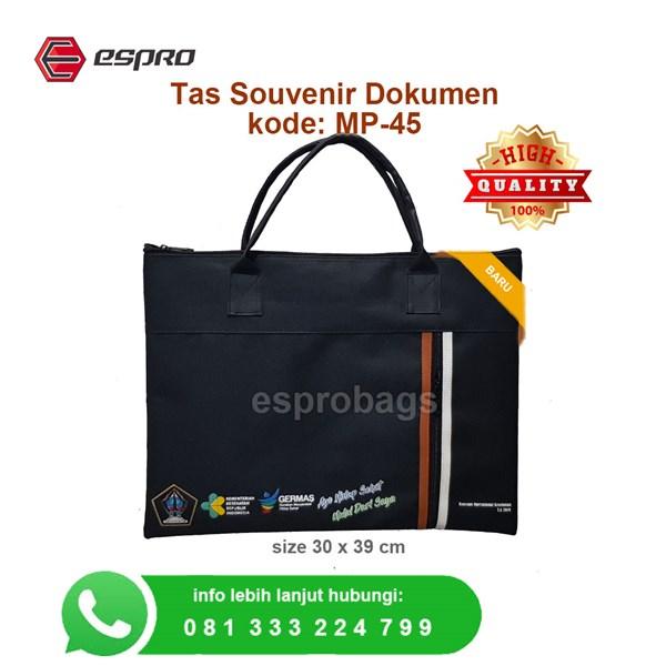 tas dokumen kerja hadiah souvenir tas mp-45