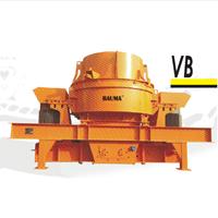 Hydraulic Vertical Shaft Impactor VB Series