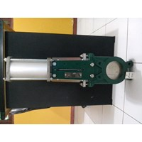 Knife Gate Valve Pneumatic Actuator 1