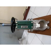 WAFER KNIFE GATE VALVE 1