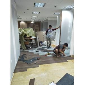 Jasa Pemasangan Vinyl By Mitra Jaya Interior