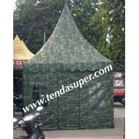 Tenda Kerucut 3x3 Murah 1