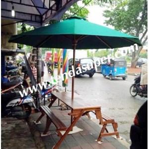 Dari Tenda Payung Taman 0